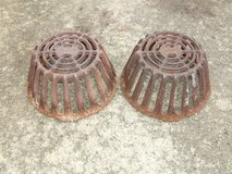 Wade Cast Iron Drain Dome Industrial Roof Drain Grate W-3600-D in Naperville, Illinois