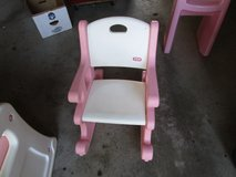 GIRLS PINK ROCKING CHAIR in Naperville, Illinois