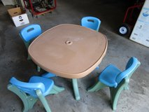 STEP 2 TABLE AND CHAIRS in Naperville, Illinois