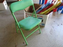 TODDLER FOLDING CHAIRS in Naperville, Illinois