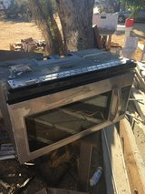 Nice stainless steel microwave. in Yucca Valley, California
