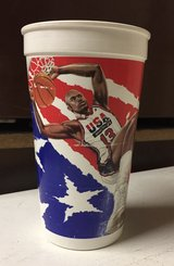 Vintage Shaquille O'Neal Dream Team 2 Basketball 1994 McDonalds Cup in Joliet, Illinois