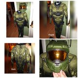 Halo Costume in Fort Campbell, Kentucky