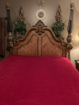 6piece  marble top queen bedroom e in Hopkinsville, Kentucky