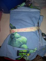 Full size Incredible Hulk sheet set in Clarksville, Tennessee