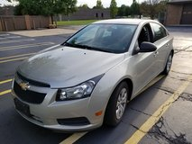 2014 Chevy Cruze LS in Naperville, Illinois