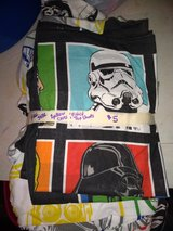 Star Wars full size sheet set in Fort Campbell, Kentucky