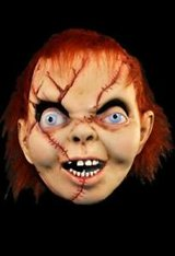 Seed of chucky mask new tags in Naperville, Illinois