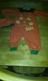 Infant Pumpkin Costume in Fort Drum, New York