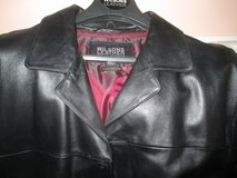 Men's Wilson Leather Jacket- Pelle - Thinsulate lined in Bolingbrook, Illinois