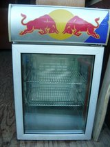 Red Bull Refrigerator in Clarksville, Tennessee