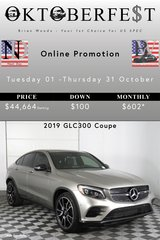 2019 GLC300 Coupe Next Day! in Wiesbaden, GE