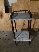 Marble plant table or stand in Kingwood, Texas
