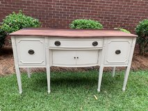 Chalk Painted Buffet in Macon, Georgia