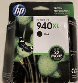 HP 940XL ink NEW Sealed in Naperville, Illinois