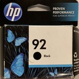 HP 92 ink NEW Sealed in Naperville, Illinois