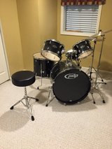 Drum set in Aurora, Illinois