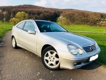 2001 Merc C230 AUTOMATIC SPORT COUPE *IMMACULATE with 130,000 miles & FULL History* in Ramstein, Germany