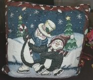 Christmas / Holiday pillow in Ramstein, Germany