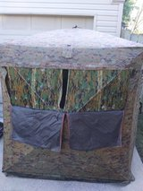 Hunting blind. in Clarksville, Tennessee