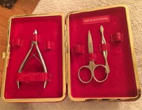 Partial Manicure Set With Case in Joliet, Illinois