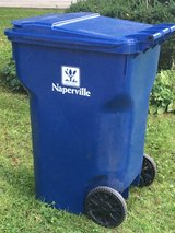 Large Recycle Bin in Chicago, Illinois