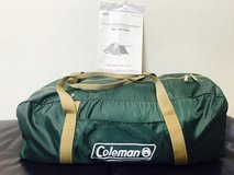 Coleman Large Tent (Dome 300ex) in Okinawa, Japan