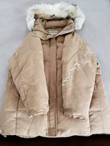 Cabela's Women's Goose Down Coat with Matching Boots... in Okinawa, Japan