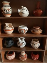 American Indian Life and Legends Pottery Series in Alamogordo, New Mexico