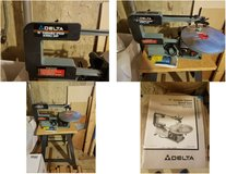 """Delta 16"""" Variable Speed Scroll Saw in Yorkville, Illinois"""