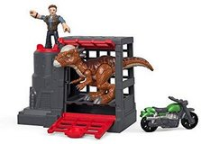 Imaginext jurassic park new in Naperville, Illinois