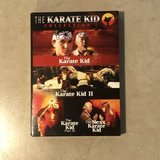 The Karate Kid Trilogy Collection DVD Boxed Set in Travis AFB, California