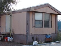 Mobile home and lot in Alamogordo, New Mexico