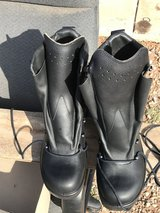 MILITARY BOOTS,NEW,,GERMAN in Alamogordo, New Mexico