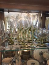 32 pc papyrus by rosenthal crystal in Leesville, Louisiana