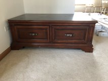 Universal Furniture coffee table and end table in Bolingbrook, Illinois