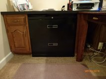 2 Drawer Metal lateral File Cabinet in Bartlett, Illinois