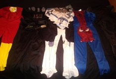 Small costumes -  ages 5/6 in Houston, Texas