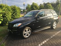 2012 Mercedes Benz ML350 BluTec 3.2 AWD US Specs Premium Package in Wiesbaden, GE