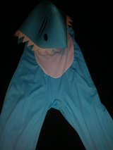 Shark costume in The Woodlands, Texas