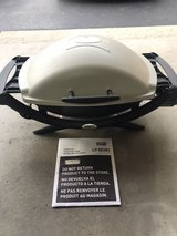Weber Portable Grill - NEW in Bolingbrook, Illinois