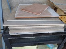 Free floor tile for mosaics, crafts, whatever in Yucca Valley, California