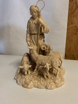 Good Shepherd with sheep in Clarksville, Tennessee