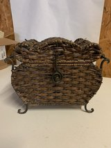 Brown basket in Clarksville, Tennessee