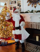 Ho...ho...ho...Santa Suit in Beaufort, South Carolina
