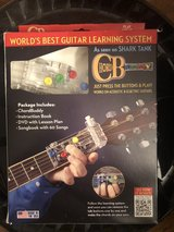 Chord Buddy Guitar Learning Program in Naperville, Illinois
