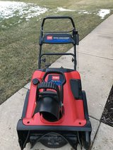 "Toro high output snow commander 24"" wide snowblower with self propel drive system clean ready to... in Yorkville, Illinois"