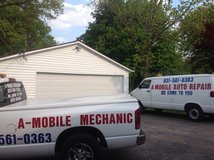 """A-""""MOBILE"""" AUTO REPAIR -- We Come To You in Fort Campbell, Kentucky"""