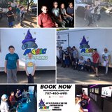 Let's Party! 707-450-6951 www.magicmobilegames.com in Travis AFB, California