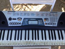 Yamaha keyboard electric and battery in Yucca Valley, California